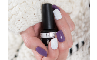 Sweater nail : le vernis semi-permament I-LAK so sweet de l'hiver