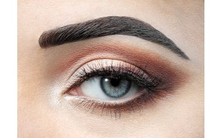 Tutoriel Palette Coffee Brown - Look Étiré
