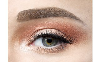 Tutoriel Palette Coffee Brown - Look Halo