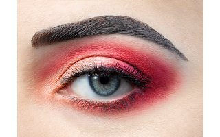 Tutoriel Palette Flamingo - look étiré