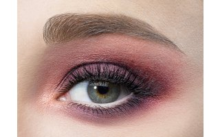 Tutoriel Palette Flamingo - look smoky eyes
