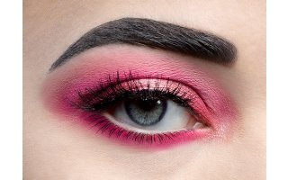 Tutoriel Palette Romantic - Look Halo Cut Crease
