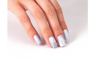 Tuto Gel Color it - Hiver 2020