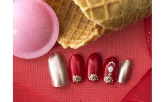 Christmas nail lacquers 2018