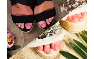 Nail Art pieds