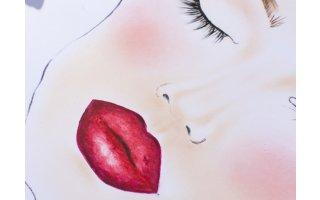 Ombré lips, la tendance des lèvres dégradés
