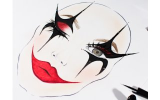 Adoptez le maquillage clown pour Halloween !