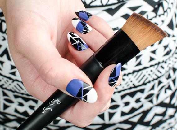 Tutorial I-LAK Semi-permanent Nail Lacquer: Stunning