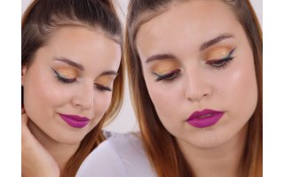 Make-Up coloré !