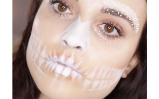 Make-up pour Halloween !
